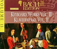 Bach Edition Volume 13