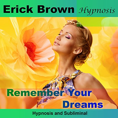Remember Your Dreams audiobook cover art