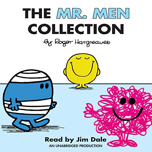 The Mr. Men Collection audiobook cover art