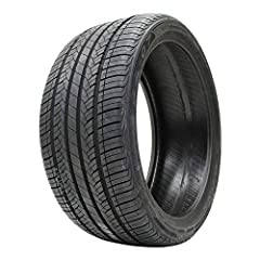 Dual steel belt and polyester cord body design Rim protector helps keep wheels in good shape Speed rated for V, W, or Y