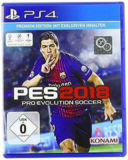 PES 2018 - Premium Edition - PlayStation 4 [Edizione: Germania] (B0728BPYDZ) | Amazon price tracker / tracking, Amazon price history charts, Amazon price watches, Amazon price drop alerts