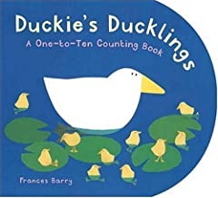 Duckie's Ducklings: A One-to-Ten Counting Book