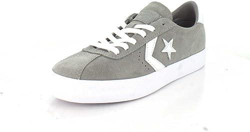 Converse Chaussures De Sport A La Mode Couleur gris Dolphin Dolphin blanc Taille