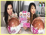 Clip: Lol Surprise Toys Spinning Wheel Game with Princess ToysReview