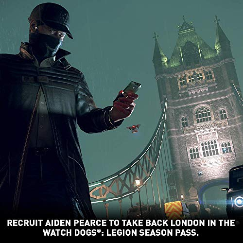 Watch Dogs: Legion Xbox Series X|S, Xbox One Ultimate Edition [Digital Code]