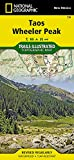 Taos, Wheeler Peak (National Geographic Trails Illustrated Map (730))