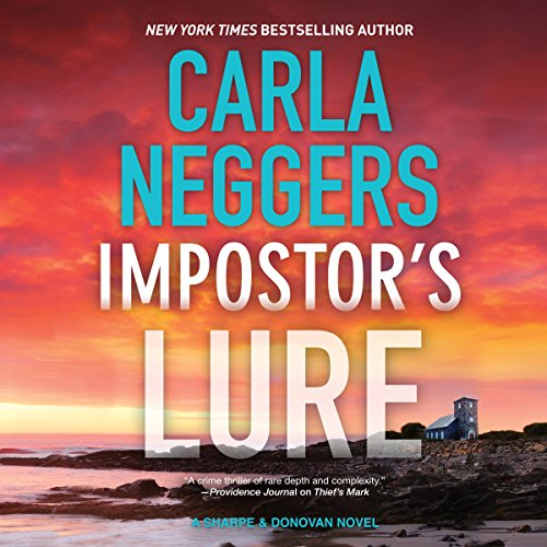 Impostor's Lure Audiobook By Carla Neggers cover art