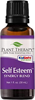 Plant Therapy Self Esteem Synergy Essential Oil 30 mL (1 oz) 100% Pure, Undiluted, Therapeutic Grade