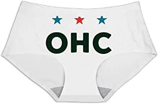 Evening In Ohio State Flag Hipster Invisible Sexy Brief Panty