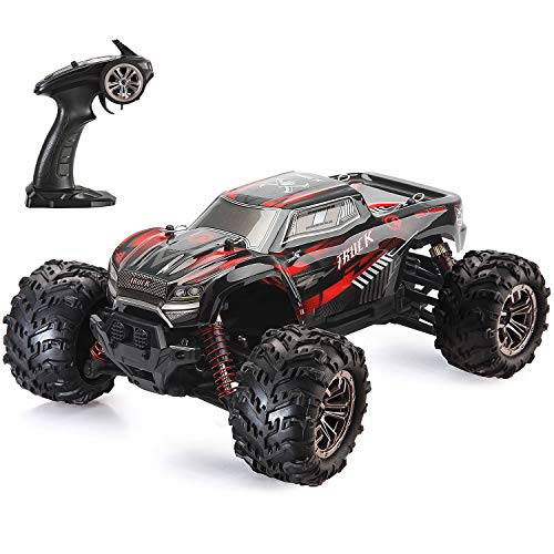 LUKAT Remote Control Car, 1:20 Off Road RC Racing Car 26+ Km/h High Speed Electric Monster 4x4 Waterproof Toy Vehicle Truck 2.4Ghz Radio Controlled Car Gift for Adults and Kids, Hobbyist Grade