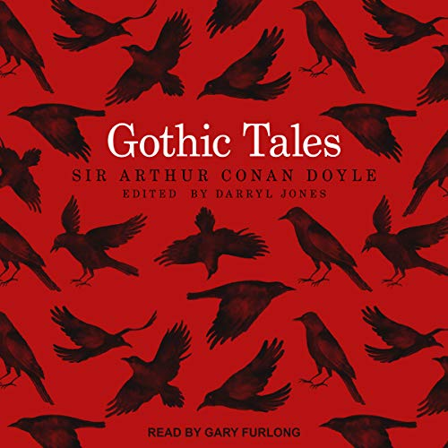 Gothic Tales audiobook cover art