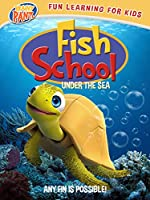Fish School: Under The Sea [DVD]