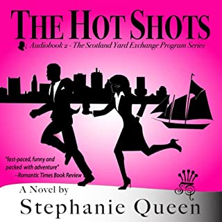 The Hot Shots audiobook cover art