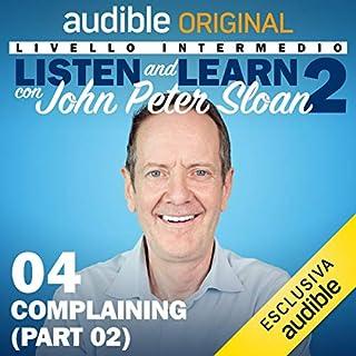 Complaining 2 (Lesson 4) copertina