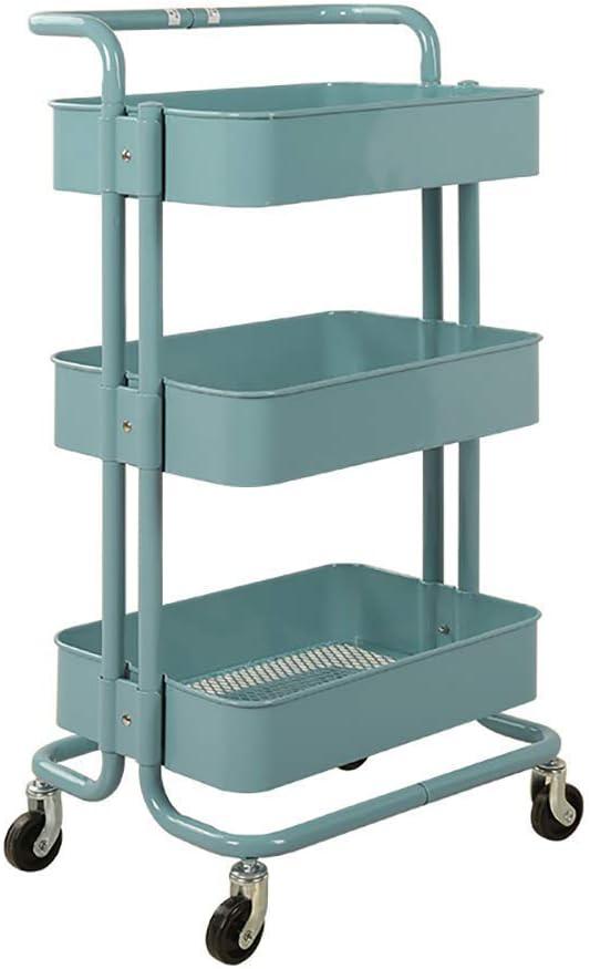 35% Super-cheap OFF LIMEI-ZEN Trolley On Wheels Tool Rolling Cart with Beauty Salon