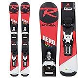 Rossignol Hero Pro Kids Skis 70 W/Team 4 GW Bindings