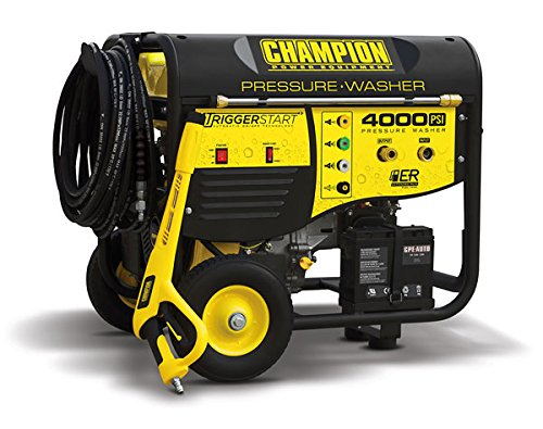 Champion Power Equipment High-Grade Pressure...
