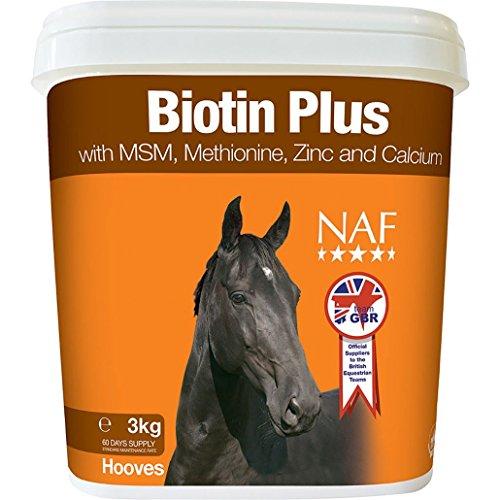 Natural Animal Feeds NAF biotina ricambio