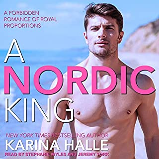 A Nordic King                   By:                                                                                                                                 Karina Halle                               Narrated by:                                                                                                                                 Stephanie Wyles,                                                                                        Jeremy York                      Length: 11 hrs and 38 mins     33 ratings     Overall 4.1