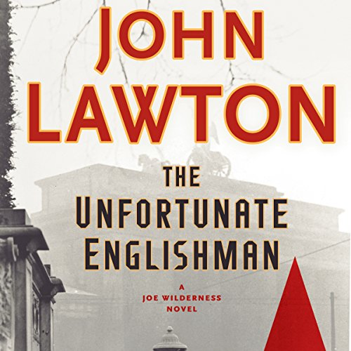 The Unfortunate Englishman audiobook cover art