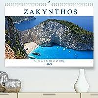 Zakynthos 2022 (Premium, hochwertiger DIN A2 Wandkalender 2022, Kunstdruck in Hochglanz): Fotografien von der ionischen Insel Zakynthos (Monatskalender, 14 Seiten )