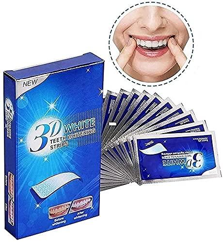 3Dホワイトニング クレスト歯 大人用 歯ニングステッカー 持ち運びが簡単 (4boxes(56pcs))