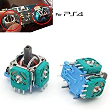 2pcs 3D Analog Joystick Axis Sensor Module Potentiometer for PS4 Playstation 4 / Xbox one Controller