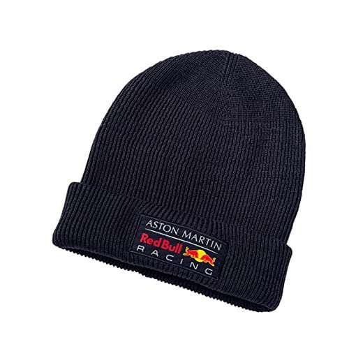 eb2c28d0fd6 Amazon.com   Aston Martin Red Bull Racing F1 Beanie Hat 2018   Sports    Outdoors