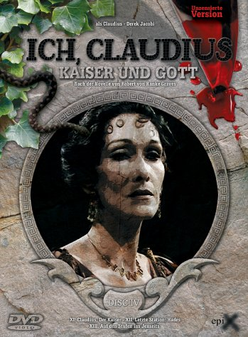 Ich, Claudius - Kaiser und Gott, Folge 11-13 (Uncut Version)