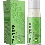 Natural Tea Tree Oil hair Conditioner for Scalp Dandruff and Dry Hair - Pure Essential Oils and...