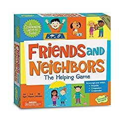 friends and neighbors the helping game by peaceable kingdom