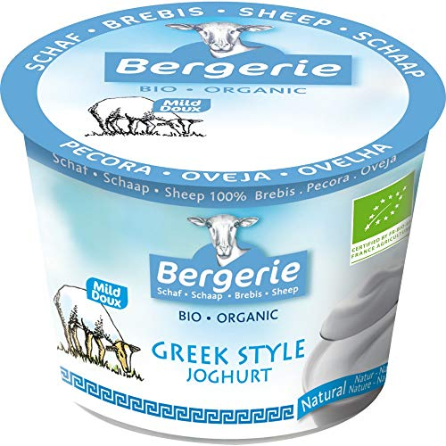 Bergerie Bio BERGERIE Bio Schaf-Sahnejoghurt Natur griech. Art (6 x 250 gr)