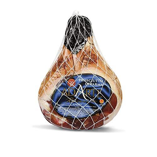 Prosciutto Crudo di Parma Disossato D.O.P. Intero Stagionatura: 20 Mesi - Pezzatura: 7,7/8kg ca. - 1 Pezzo - MADE IN ITALY