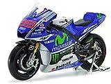 Maisto - Yamaha Factory Racing Team 2014 de Jorge Lorenzo en Escala 1/10 (31405)