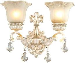 WSW Light Luxury Fashion Wall Lamp Wall Lamp Living Room Bedroom Tv Wall Personality Wall Light Decoration Bathroom Dressi...