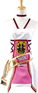 FF XIII-2 FF 13-2 Serah Farron Cosplay Costume Halloween Christmas Masquerade Party Cosplay