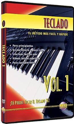 Teclado, Vol 1: Tu Puedes Tocar El Teclado Ya! Spanish Language Edition