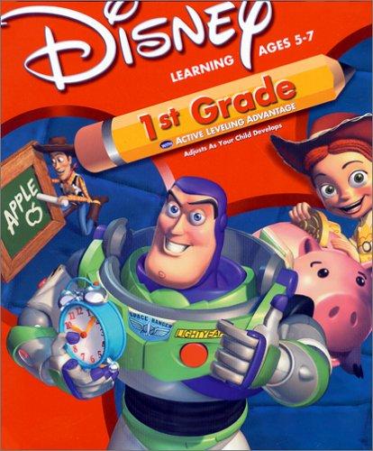 Price comparison product image Disney's Buzz Lightyear 1st Grade