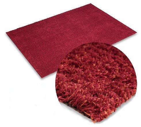 Floordirekt ECOGuard Schmutzfangmatte - Karat - rot, 40x60cm
