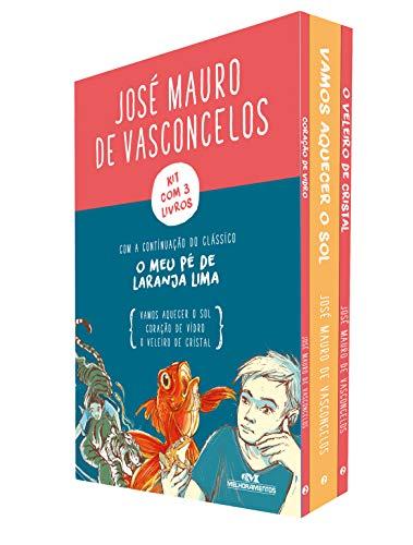 Kit José Mauro de Vasconcelos