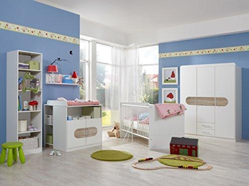Babyzimmer Lilly 6-teilig