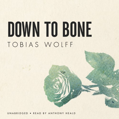 Down to Bone audiobook cover art