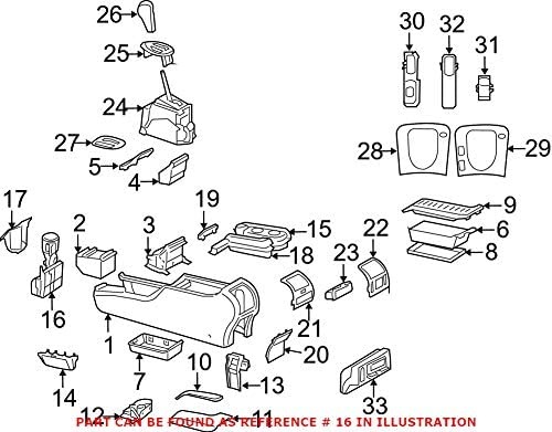 Max 67% Free Shipping Cheap Bargain Gift OFF Genuine OEM Console Cup 2206800014 Holder for Mercedes