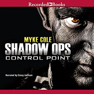 Control Point audiobook cover art
