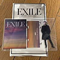 EXILE AKIRA アクリルスタンド 愛のために for love,for a child トラステ