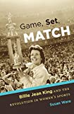 title ix ware - Game, Set, Match: Billie Jean King and the Revolution in Women's Sports