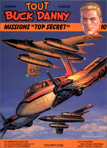 Tout Buck Danny, tome 10 : Missions \