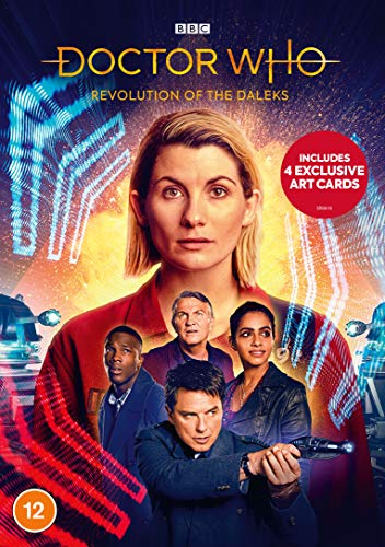 Doctor Who - Revolution of the Daleks (Includes 4 Exclusive