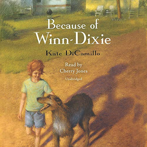 Couverture de Because of Winn-Dixie