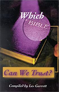 Which Bible Can We Trust